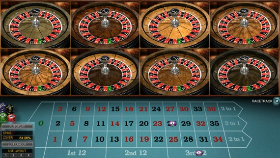 Multi-wheel Roulette Screenshot 1